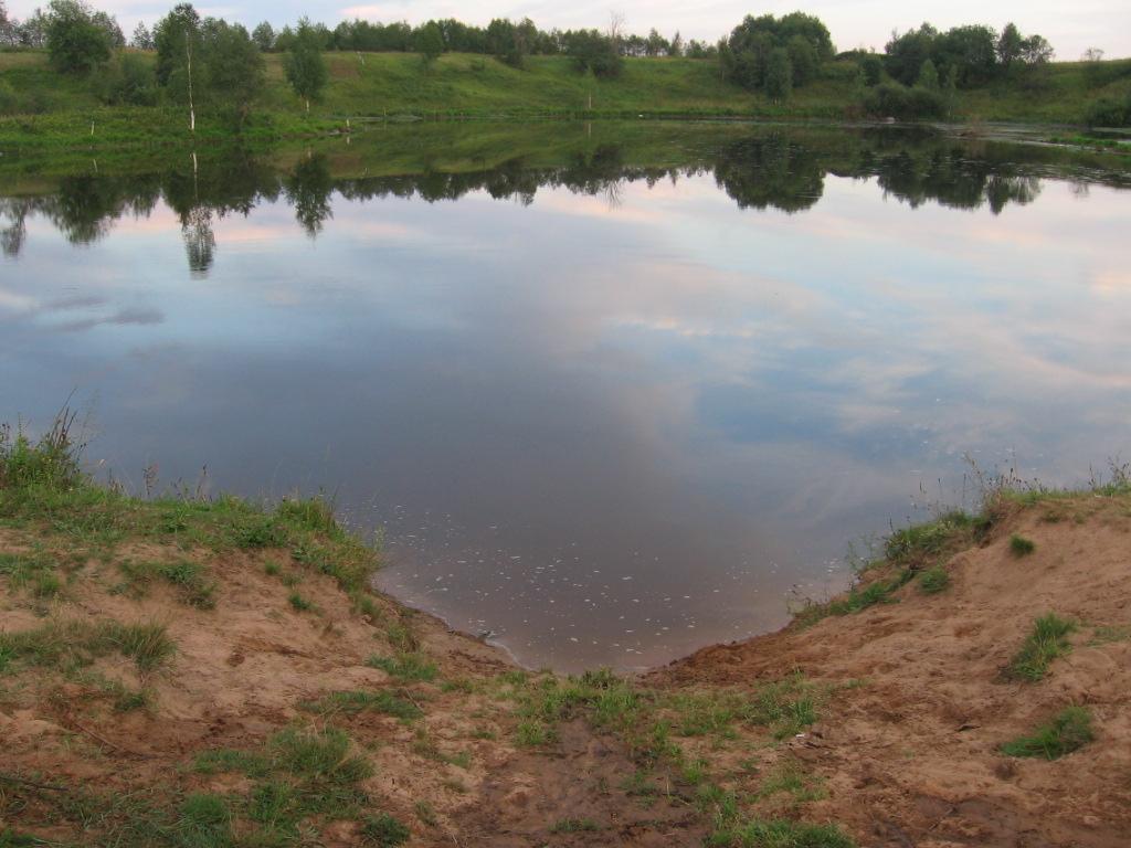 река перетна рыбалка